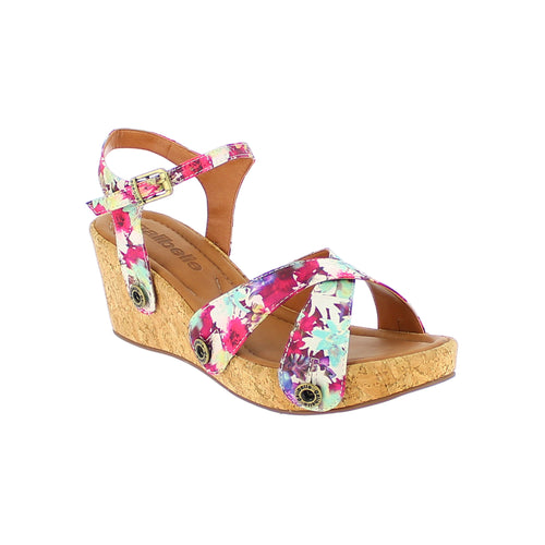 galibelle danni da10 multicolor satin strap