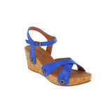 galibelle danni da10 snake royal blue strap