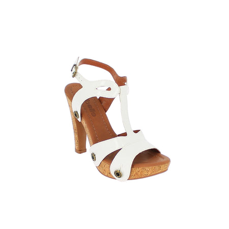 deise de01 varnish white strap