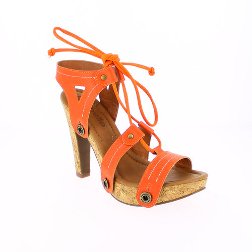 deise de17 orange atanado strap - galibelle