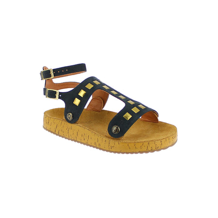 gal gl26 orange suede bird strap