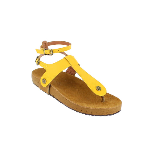 gabriela gb17 yellow strap - galibelle
