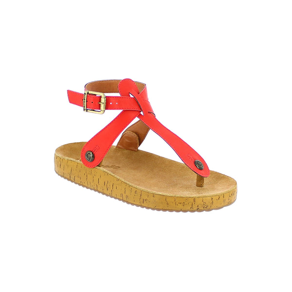 gabriela gb22 red atanado strap - galibelle