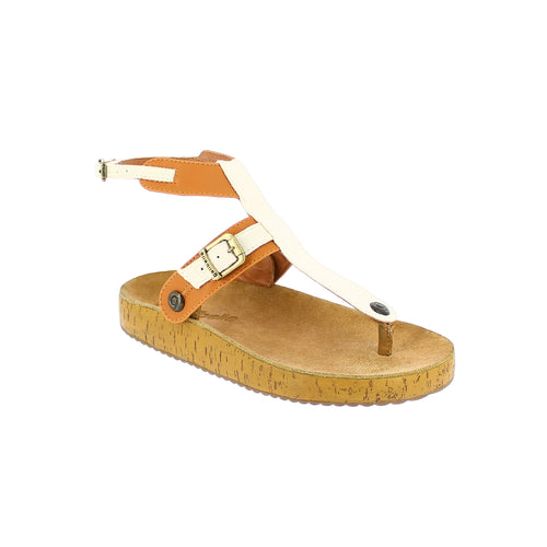 gabriela gb24 combo canvas raw/soft caramel strap - galibelle