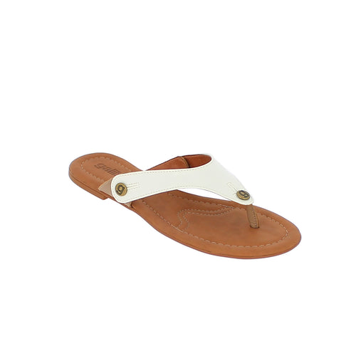 gal gl01 varnish white strap - galibelle