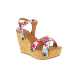giovanna gv01 multicolor satin strap - galibelle