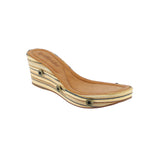 danni beige leather shoe base sole
