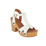 michelle me02 varnish white strap - galibelle