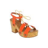 michelle me19 orange atanado strap - galibelle