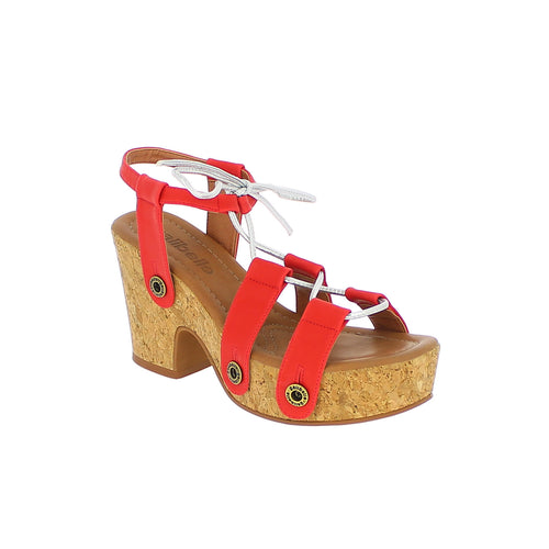 michelle me19 red atanado strap - galibelle