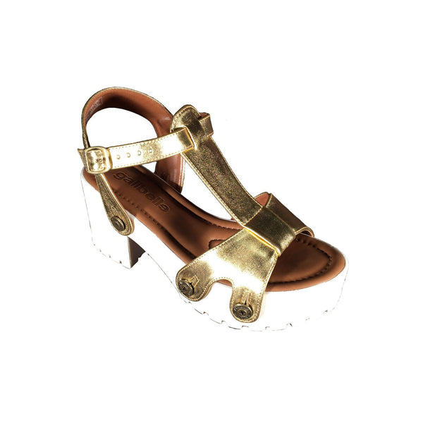 michelle me02 gold strap - galibelle