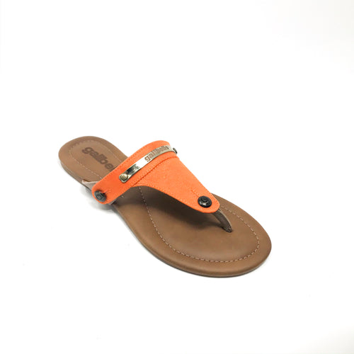 gal gl21 suede orange strap