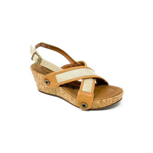 bruna br36 cb8 metaltex light gold/ata camel