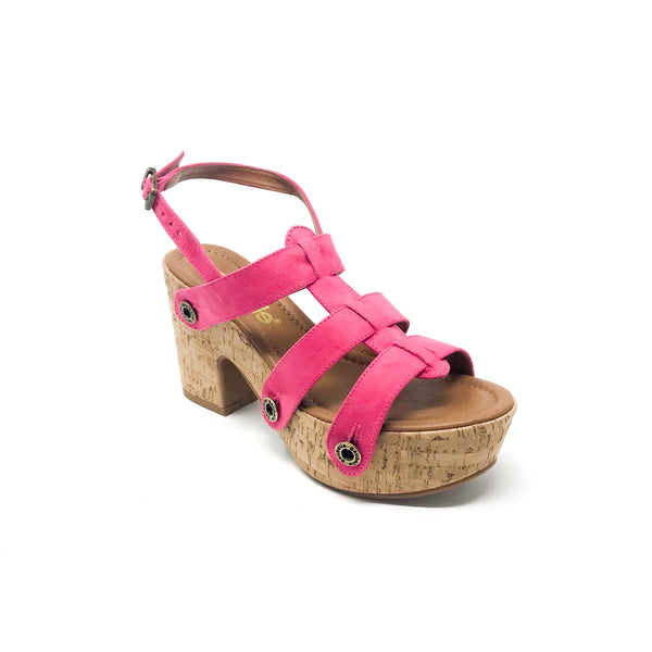 michelle me18 pink strap
