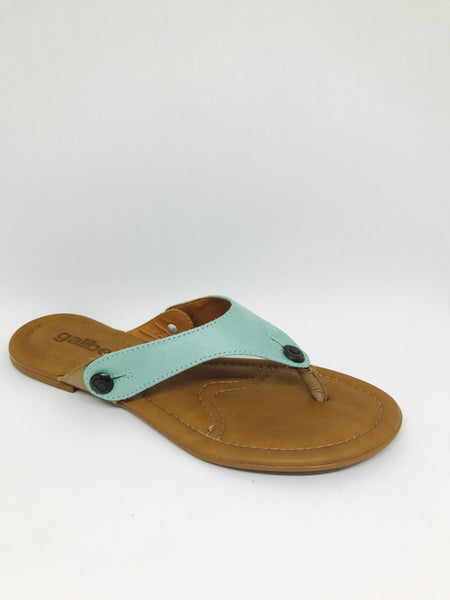 gal gl01 light green suede strap - galibelle