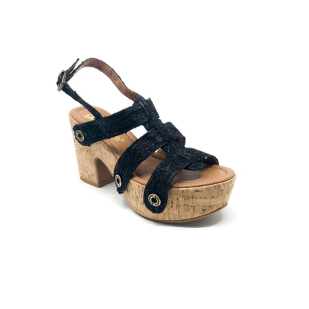 michelle me00 black tractor sole