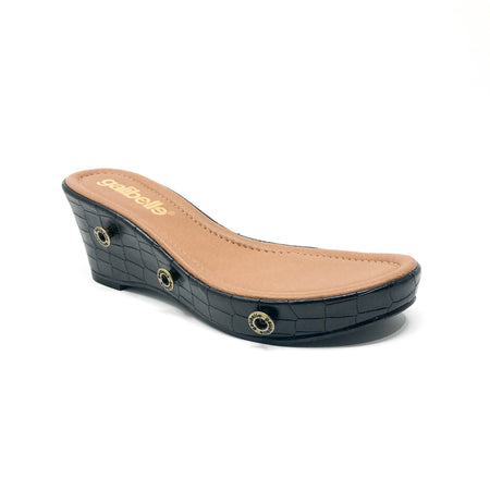 danni da10 navy blue leather strap