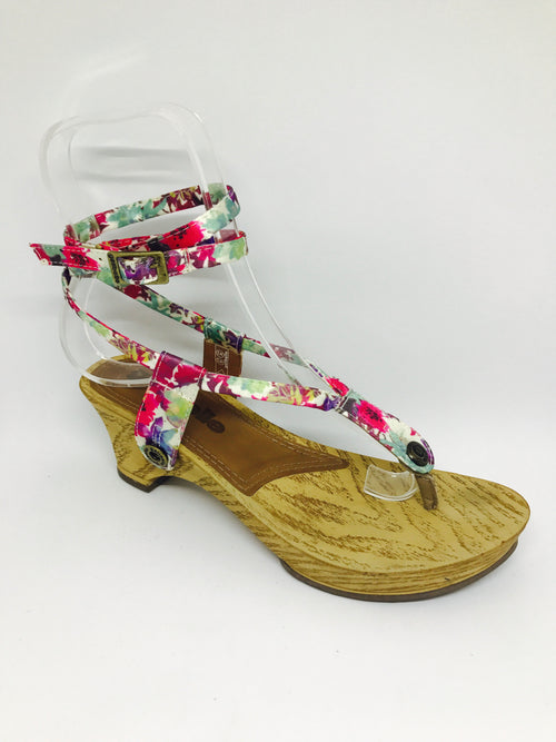 noya no04 multicolor satin strap - galibelle