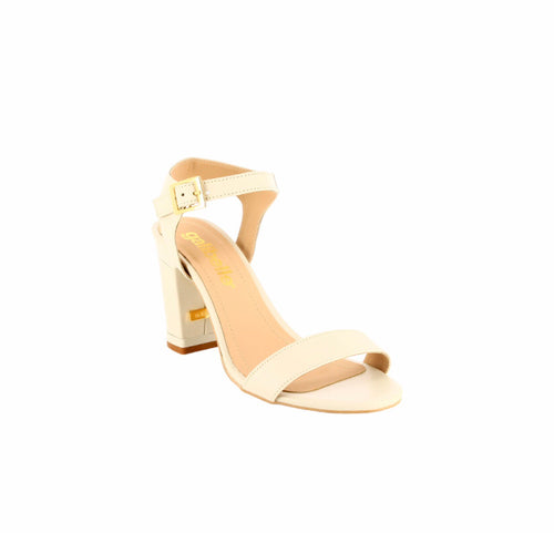 City collection Lisbon nude shoe