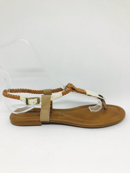 karina ka21 combo canvas raw/braid caramel strap - galibelle