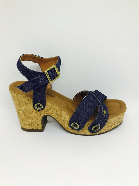 michelle me17 dark blue jeans strap - galibelle