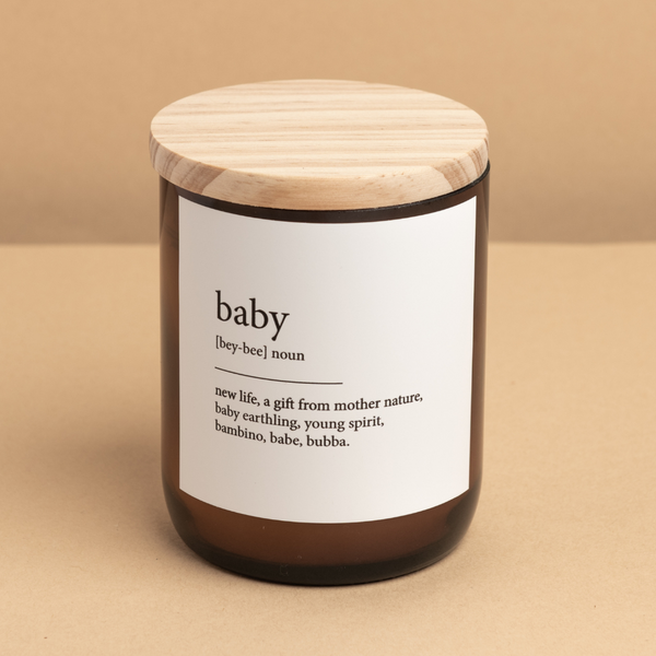 Dictionary Meaning Candle - baby