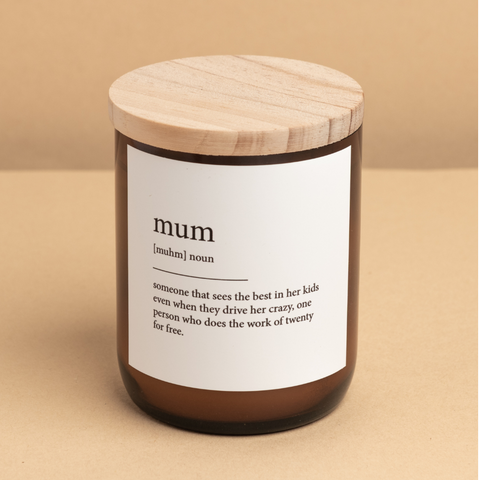 Dictionary Meaning Candle - mum