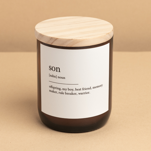 Dictionary Meaning Candle - son