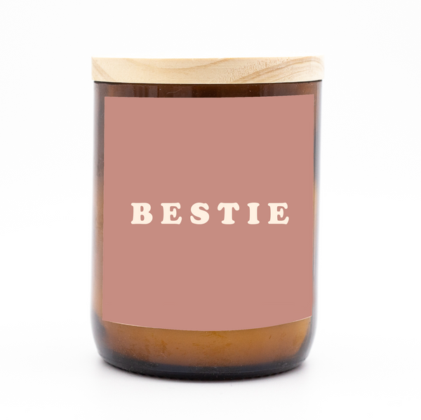 Happy Days Candle - Bestie