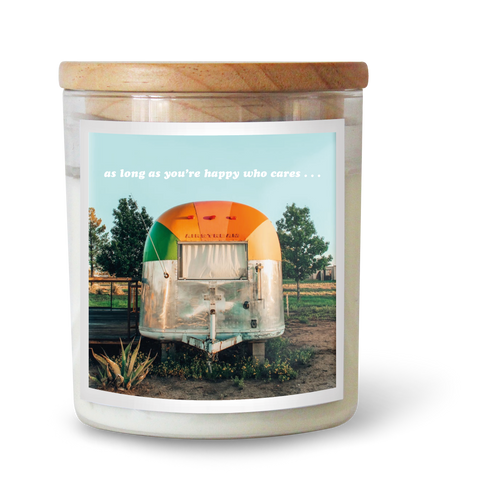 Airstream Candle