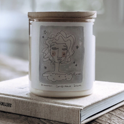 Zodiac Candle - Aries