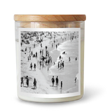 The Commonfolk Collective candles X Cait Miers // Beach Peeps