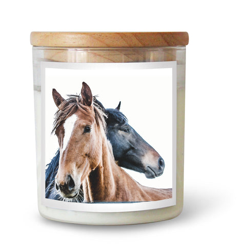 The Horse Soy Candle