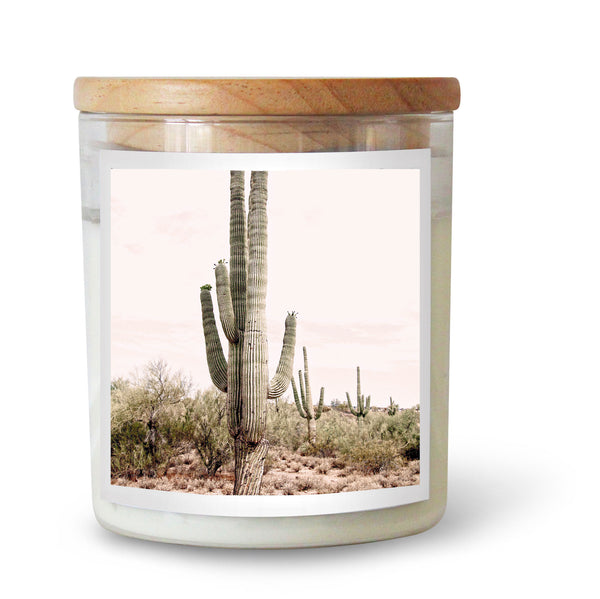 Cactus Country Candle