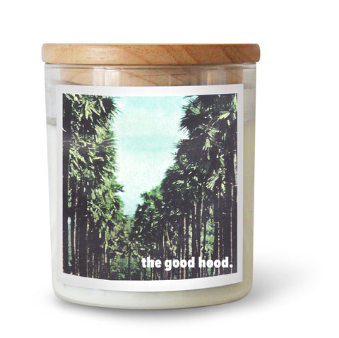 "Ourlieu Collab Palm Cove ""The Good Hood"" Soy Candle"