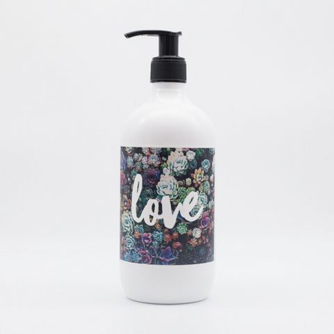 Botanical Hand + Body Wash || Love