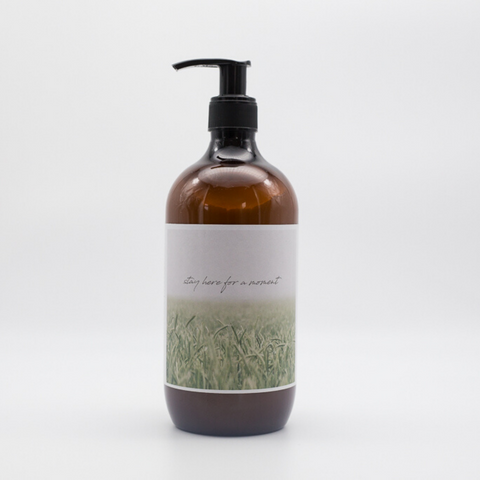 Botanical Body Lotion || Stay Here