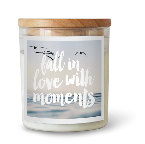 Fall In Love with Moments Candle