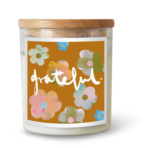 Grateful Candle Featuring Kate Eliza