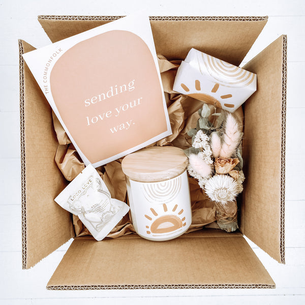 Deluxe Gift Box / Mother's Day - XL Candle