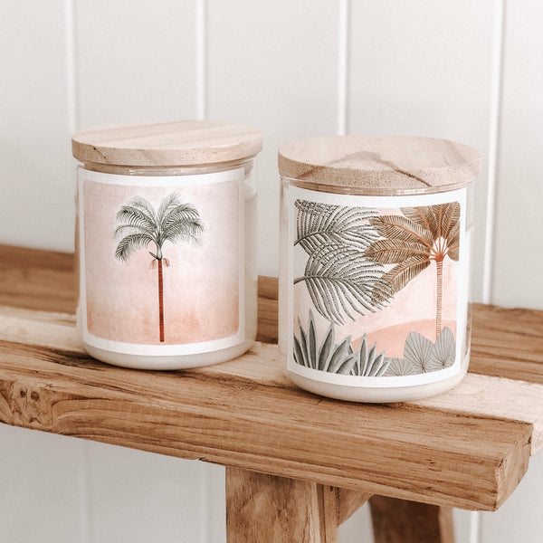 The Palm Candle featuring Karina Jambrak