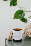 Dictionary Meaning Soy Candle - commonfolk