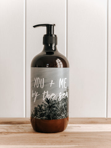 Botanical Body Lotion || You+Me By the Sea