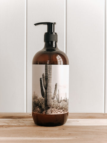 Botanical Body Lotion || Cactus Country