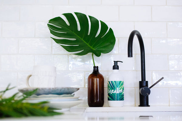 Botanical Hand + Body Wash || Breathe