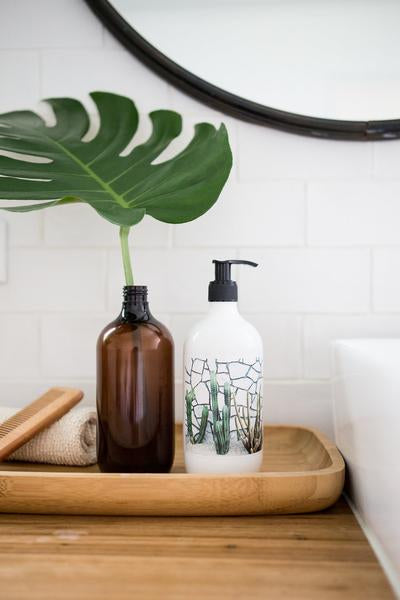 Botanical Hand + Body Wash || Seaside Rocks