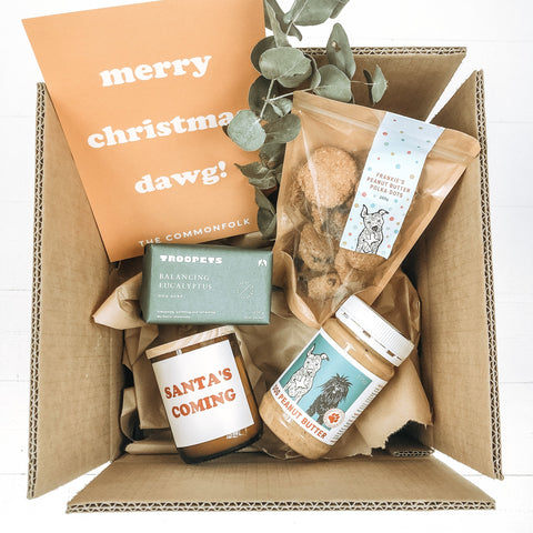 The Dog Christmas Gift Box