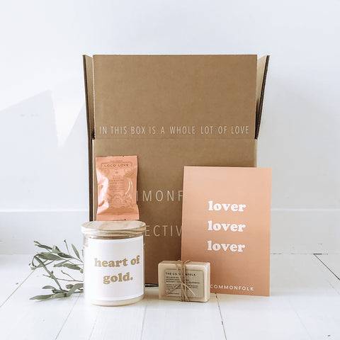 Whole Lotta Love Gift Box - XL Candle
