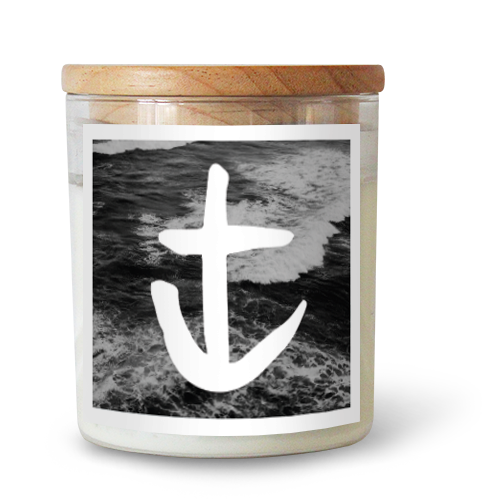 Anchor Soy Candle Collab with The Lonely Sea