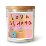 Love Always Candle Featuring Kate Eliza